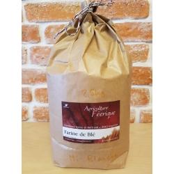 Farine de blé mi-blanche (2,5kg) - Val-de-Ruz